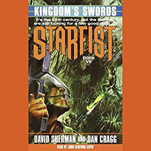 Starfist: Kingdom's Swords Audiobook