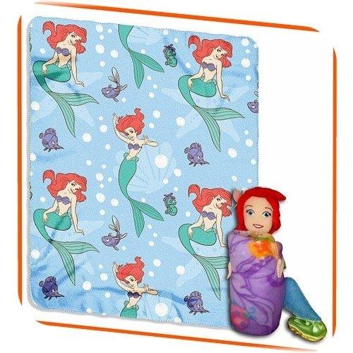 Fleece Blanket Pillow front-1077382