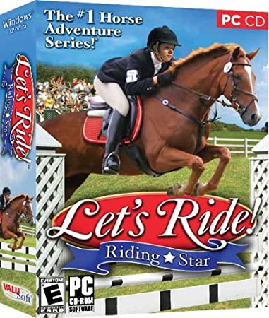 Let's Ride: Riding Star