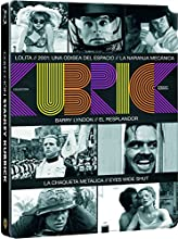 Kubrick Pack - Steelbook [Blu-ray]