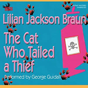 The Cat Who Tailed a Thief | [Lilian Jackson Braun]