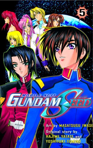 Gundam SEED 5: Mobile Suit (Gundam (Del Rey) (Graphic Novels))