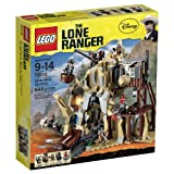 Lego The Lone Ranger Silver Mine Shootout - 79110