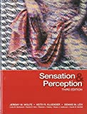 img - for Sensation & Perception, Third Edition by Jeremy M. Wolfe, Keith R. Kluender, Dennis M. Levi (2011) Hardcover book / textbook / text book