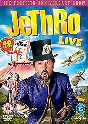 Jethro Live: 40 Years the Joker [DVD] [2015]