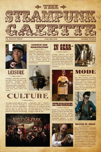 The Steampunk Gazette
