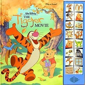 The Tigger Movie Sound Board Play A Sound Michelle