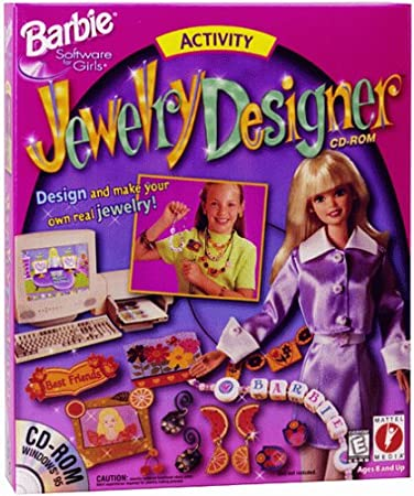 Barbie Jewelry Designer