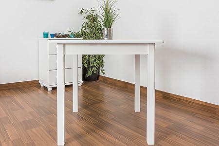 Esstisch Massivholz 80x80
