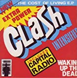 The CLASH COST OF LIVING EP- I FOUGHT THE LAW 4-track 1. I Fought the Law 2. Groovy Times 3. Gates of the West 4. Capital Radio Two CARD SLEEVE CDSINGLE