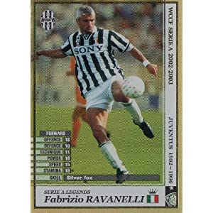 WCCF 02-03 LE ファブリツィオ・ラヴァネッリ