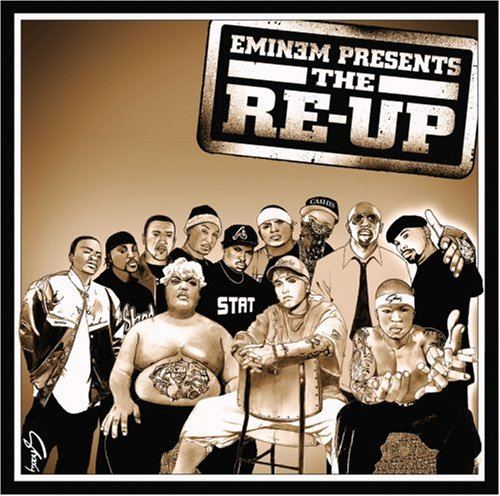 Eminem Presents The Re-Up - Clean