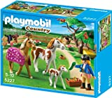 Toy - PLAYMOBIL 5227 - Pferdekoppel