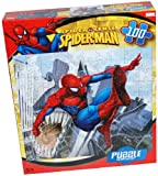 Spider-Sense 100-Piece Spiderman Jigsaw ...