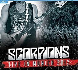 Live in Munich 2012 [Blu-ray]