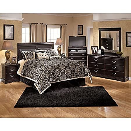 Esmarelda Panel Headboard Bedroom Set Queen