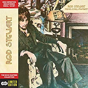 Never A Dull Moment (Deluxe Vinyl Replica CD)