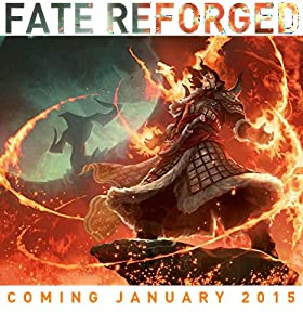 MTG Magic the Gathering Fate Reforged Set of 5 Prerelease Kits (with 25 Booster Packs, 5 Spindown Life Counter Dice, 5 Clan Packs that include 5 total premium foil prerelease promo rare or mythic cards, and much more) - Pre-Order Ships January 23rd