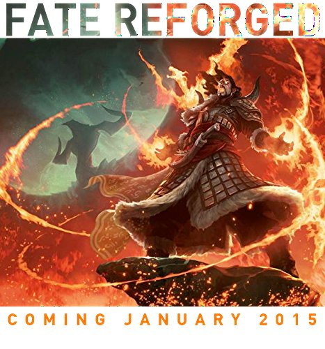 Mtg Magic The Gathering Fate Reforged Booster Pack (15 Cards) - Pre-Order Ships January 23Rd