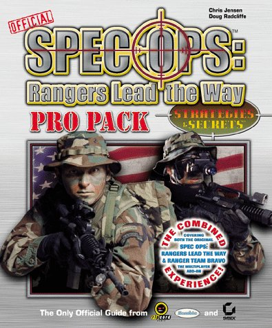 Spec Ops Official Strategies & Secrets: Official Strategies & Secrets, Chris Jensen, Doug Radcliffe