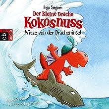 Der kleine Drache Kokosnuss: Witze von der Dracheninsel 1 Hörbuch von Ingo Siegner Gesprochen von: Philipp Schepmann