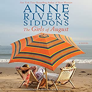 The Girls of August Audiobook
