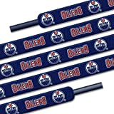 NHL Edmonton Oilers 54-Inch LaceUps Shoe Laces at Amazon.com