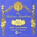 ベートーヴェン:交響曲第2番 他