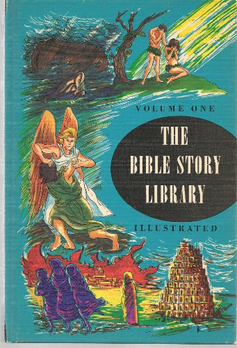 The Bible Story Library Illustrated (Volumes 1 through 8)