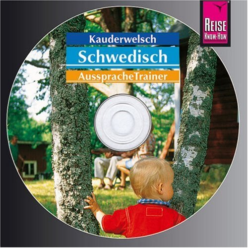 Schwedisch - Wort fr Wort: Schwedisch. Kauderwelsch Aussprache Trainer. CD: Alle Infos bei Amazon
