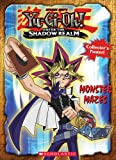img - for Yu-gi-oh: Monster Mazes book / textbook / text book