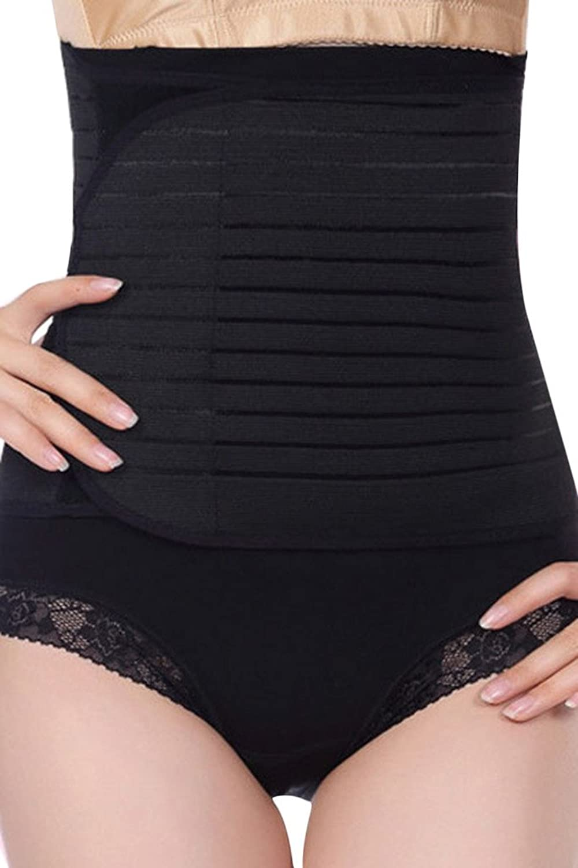 Lukis Damen Bauchweg Taillenmieder Streifen Waist Cincher jetzt kaufen