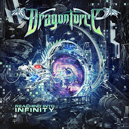 CD : DragonForce - Reaching Into Infinity (With DVD, 2 Disc)