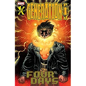 Counter X: Generation X - Four Days