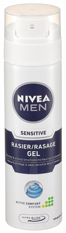 Nivea Men Rasiergel Sensitive, 200 ml