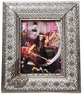 kare bilderrahmen mit orientalischer verzierung 15 x 20