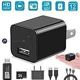 Spy Camera Charger - Hidden Camera 32GB- Motion Detection 1080P - USB Hidden Camera - Surveillance Camera - Mini spy Camera - USB Camera - Camera Charger - Security Camera - Nanny Cam (Color: 32GB S3)