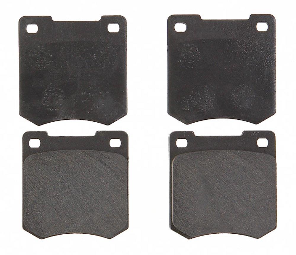 Raybestos PGD51 Professional Grade Organic Disc Brake Pad Set