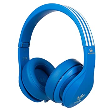 Monster Adidas Originals OVER-EAR Casque Traditionnel Filaire