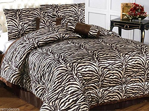 Faux Fur Comforter King front-717128