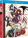 High School Dxd - The Series [Blu-Ray + Dvd] Alt