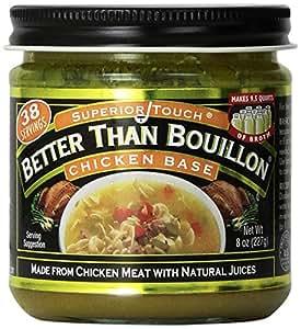ChiBetter Than Bouillon Chicken Base 8oz