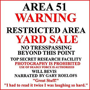 Area 51 Yard Sale Audiobook