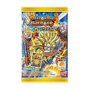 ドラゴンボールヒーローズ カードグミ17 20個入 BOX(食玩・トレーグミ)