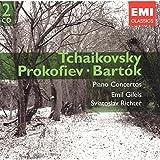 Tchaikovsky: Piano Concertos Nos. 1, 2 & 3 / Prokofiev: Piano Concerto No. 5 / Bartok: Piano Concerto No. 2