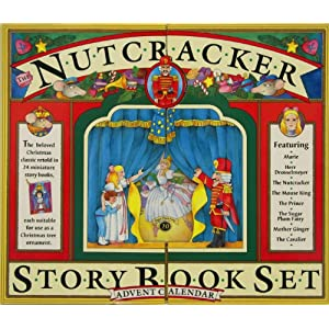 The Nutcracker: Story Book Set & Advent Calendar
