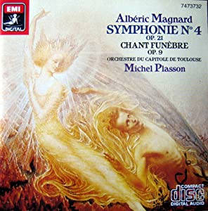 Magnard Symphonie 4 & Chant Funebre (French Import)