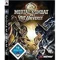 Mortal Kombat vs. DC Universe - Steelbook