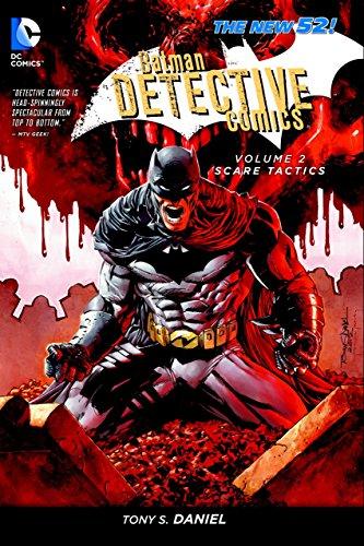 Batman Detective Comics Volume 2: Scare Tactics TP (The New 52) by Tony S Daniel (Artist), Ed Benes (Artist), Tony S. Daniel (3-Dec-2013) Paperback