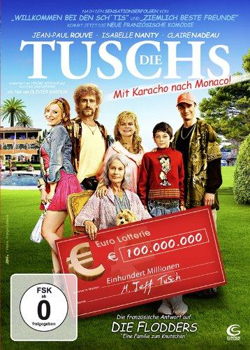 Die Tuschs - Mit Karacho nach Monaco! [Edizione: Germania]